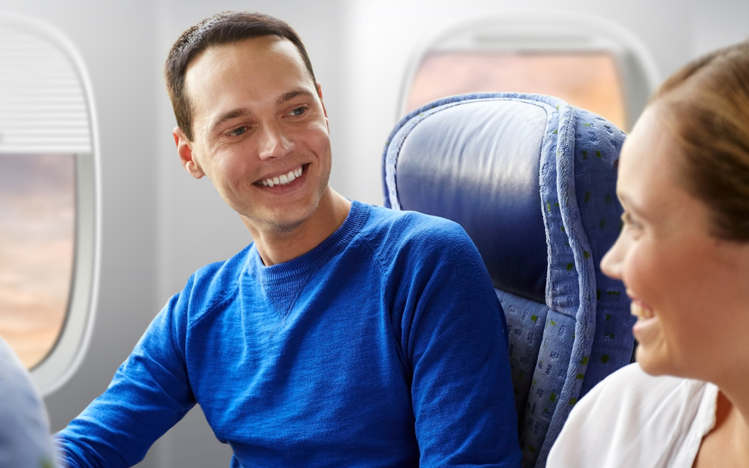 Flying with Back Pain