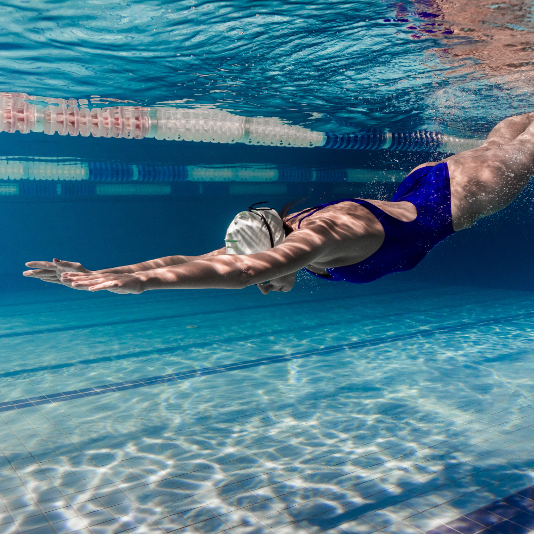 swimming for back pain